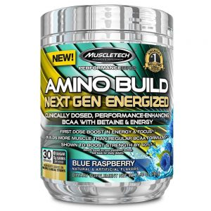MUSCLETECH AMINO BUILD NEXT GEN ENERGIZED [280G]