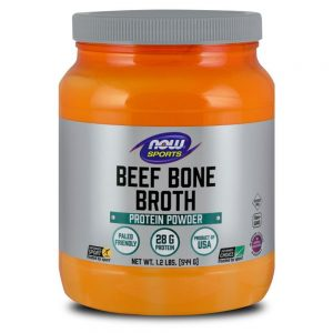 NOW FOODS SPORTS BEEF BONE BROTH [540G]