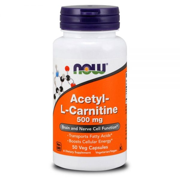 carnitine-now-foods-acetyl-l-carnitine-500mg-50-caps-complete_nutrition_supplements_health_fitness_online_store_best