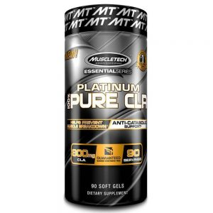 MUSCLETECH PLATINUM PURE CLA [90 CAPS]