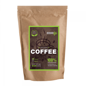 Chrome Life Organic Coffee Ground [250g]