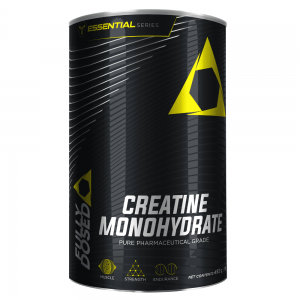 Fully Dosed Creatine Monohydrate [455g]