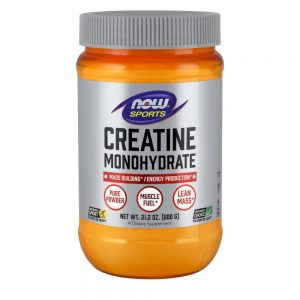 NOW FOODS SPORTS CREATINE MONOHYDRATE [600G]