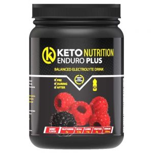 KETO NUTRITION ENDURO PLUS [600G]