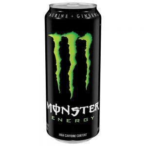 MONSTER ENERGY [500ML]