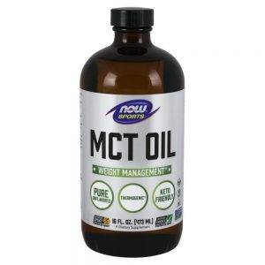 NOW FOODS SPORTS MCT OIL [470ML]