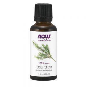 NOW FOODS ESSENTIAL OILS TEA TREE [30ML]