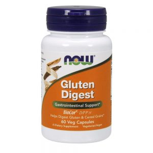 NOW FOODS GLUTEN DIGEST [60 CAPS]