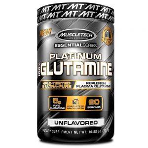 MUSCLETECH PLATINUM GLUTAMINE [300G]