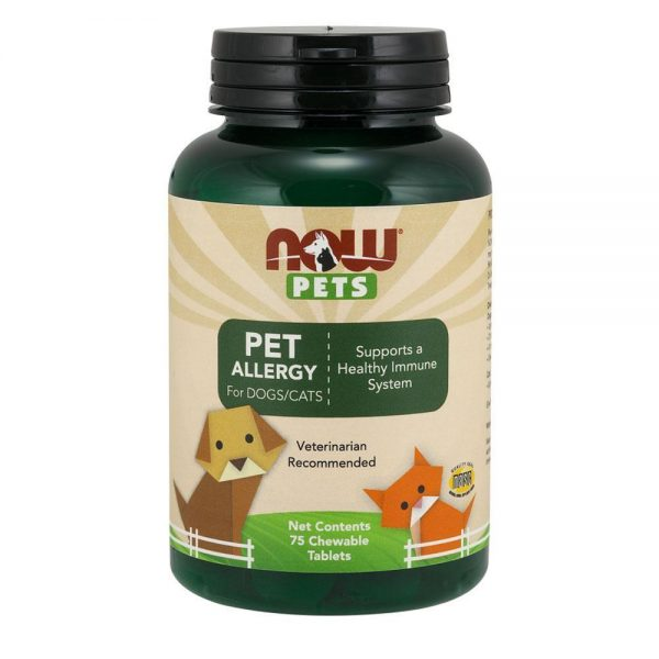 pet-health-now-foods-pets-pet-allergy-75-chews-complete_nutrition_supplements_health_fitness_online_store_best