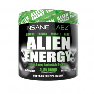 INSANE LABZ ALIEN ENERGY [165G]