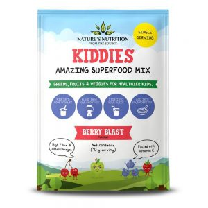 Kiddies nutrition