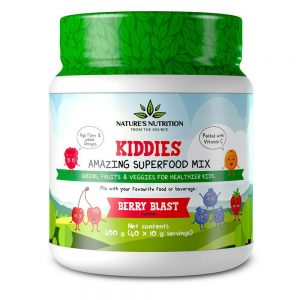 NATURES NUTRITION SUPER FOOD KIDDIES MIX [400G]