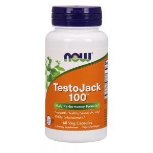 NOW FOODS TESTOJACK 100 [60 CAPS]