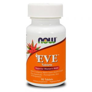 NOW FOODS EVE [90 TABS]