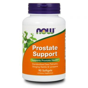 NOW FOODS PROSTATE SUPPORT [90 GELS]