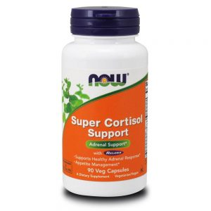 NOW FOODS SUPER CORTISOL SUPPORT [90 CAPS]
